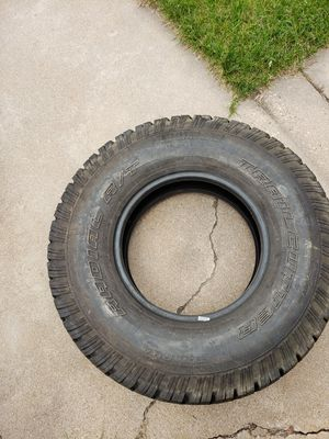 Trailer cutter radial spare tire 255 85 R16 for Sale in Lakewood, CO