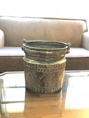 Antique Turkish Handle Pot (Immediate Move Out Sale) for Sale in Annandale, VA