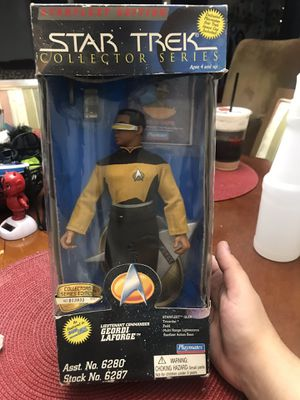 star trek collection series george laforge for Sale in East Los Angeles, CA