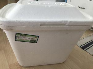 Styrofoam cooler! for Sale in Tampa, FL
