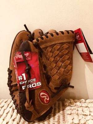 """RH Baseball Glove Rawlings 12"""" Player Preferred EOBL29 PP120BF All Leather Shell for Sale in Dumfries, VA"""