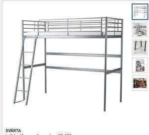 Loft kids twin bed frame for Sale in Oakland, CA