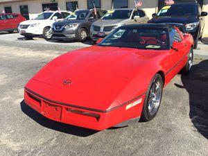85 CHEVY CORVETTE 146,268 miles for Sale in Houston, TX