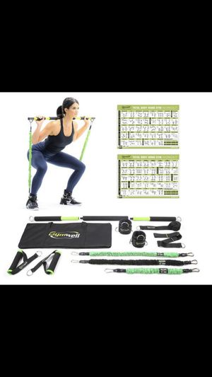Gymwell portable resistant workout set ! for Sale in Diamond Bar, CA