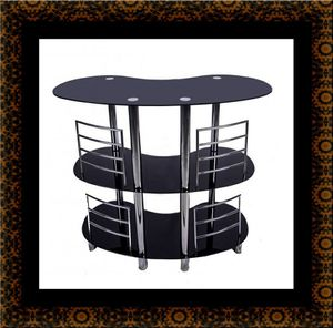 12911 Bar glass table for Sale in Hyattsville, MD