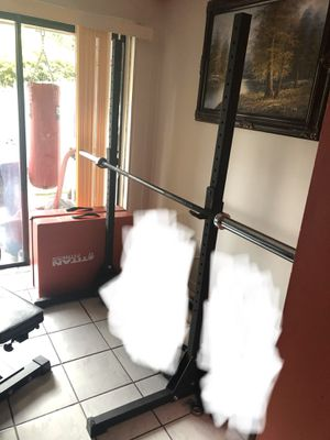 Gym exercise equipment for Sale in Hialeah, FL