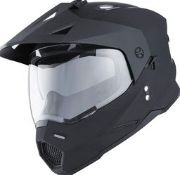New Dual Sport Adventure Off Road Dirt Bike Motorcycle Helmet $120 for Sale in Whittier,  CA