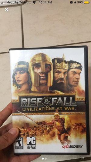 Pc game for Sale in Alamo, TX
