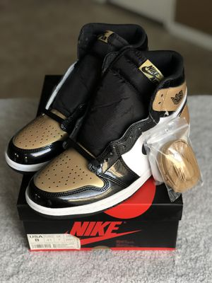 Jordan 1 Gold Toe for Sale in Fort Worth, TX