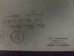 Vintage rare stamp for Sale in Prattville, AL