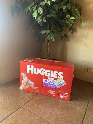Huggies Size 5 for Sale in Phoenix, AZ