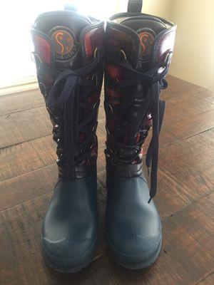 Rain boots 8.5 for Sale in Draper, UT