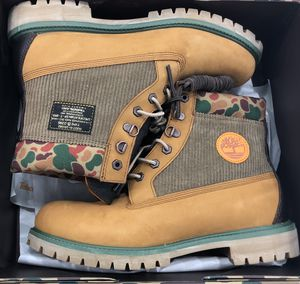Timberland boots sizes 9.5 and 11 for Sale in Fresno, CA
