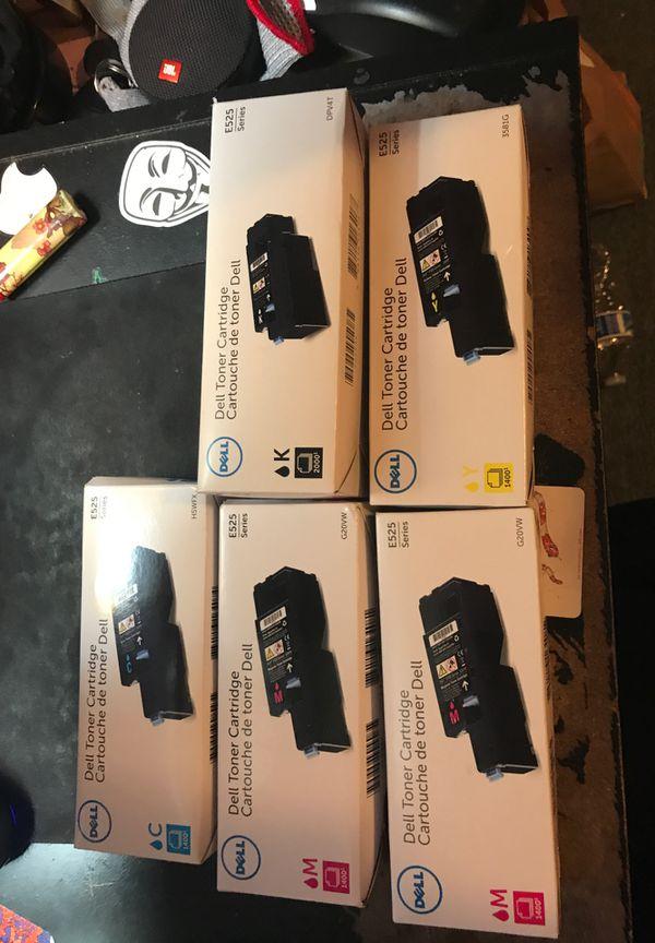 Dell E525 Toner Cartridges