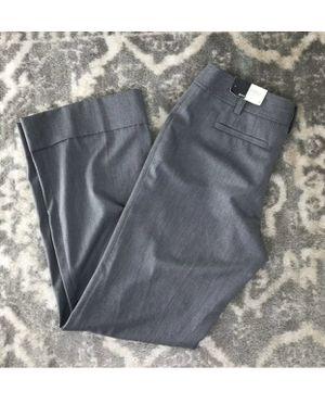 ANN TAYLOR LOFT BOOT LEG STRETCH WOMENS GRAY PANTS SIZE 8ann for Sale in Covington, GA