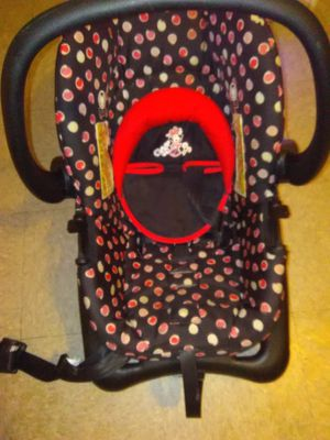 Minnie Mouse Infant Car Seat for Sale in New Orleans, LA