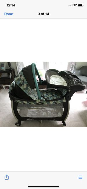 Greco Portable Pack N Play for Sale in Manassas, VA
