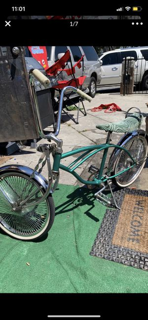 Low rider Bike for Sale in Industry, CA