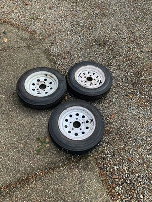 Trailer Tires for Sale in Gig Harbor, WA