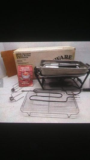 Faberware rotisserie,unused,complete unit,indoor grill. for Sale in Warren, MI