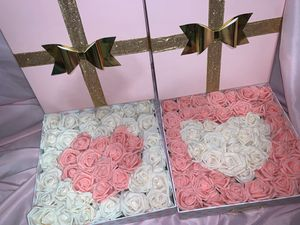 Rose box gift for Sale in Madera, CA