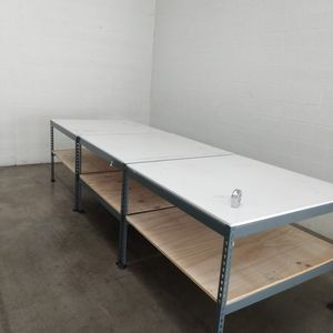 Work Tables, Benches, Racks for Sale in Whittier, CA