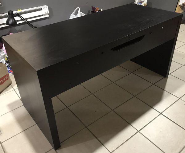 Desk/Table - Black