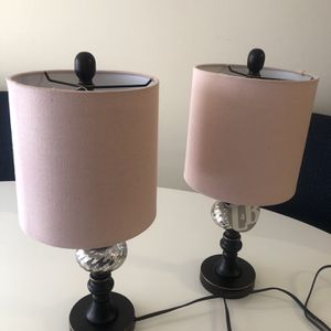 L&B Lamps for Sale in Bethesda, MD