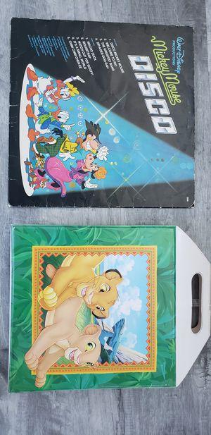 Disney Vinyl & Cassettes for Sale in Las Vegas, NV