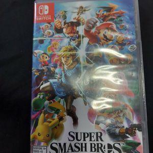 SUPER smash Bros Ultimate for Sale in Cudahy, CA