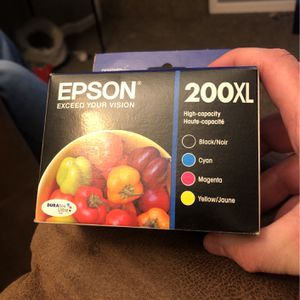 Mixed New & Used 200 Xl Ink for Sale in Goldsboro, PA