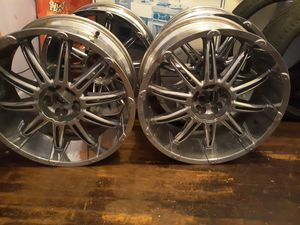 Rims size 22 for$250 for Sale in Pine Bluff, AR
