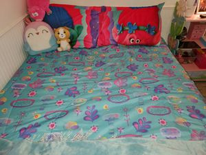 Trolls complete bedding for Sale in Greensburg, PA