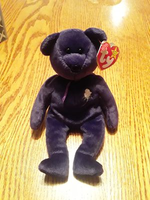 RARE Princess Ty Beanie Babies for Sale in Federal Way, WA