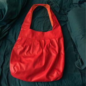 Large Red Hobo Bag for Sale in Greenbelt, MD