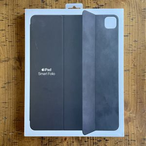 Apple Smart Folio for iPad Pro 12.9-inch (4th generation) - Black [NEW] for Sale in Magna, UT