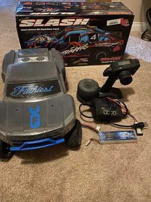 Traxxas slash *today deal only* for Sale in Henderson, NV