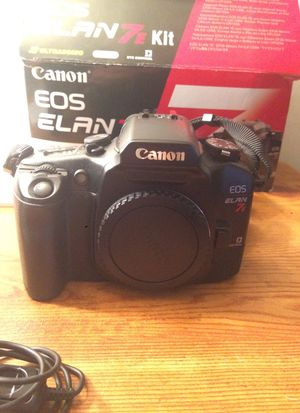 Canon EOS Elan 7e Film Camera for Sale in Portland, OR