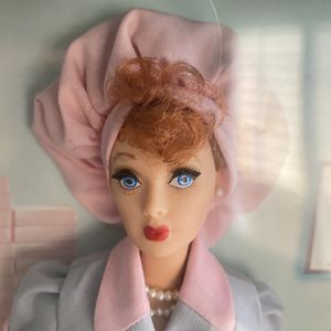 """I Love Lucy """"Job Switching"""" 1999 Barbie Doll Classic Edition Lucille Episode 39 for Sale in Bonita, CA"""