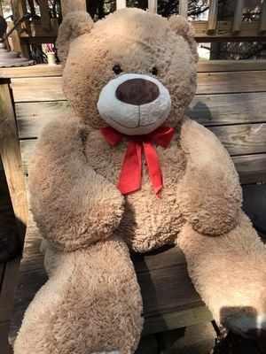 4 Foot Teddy Bear for Sale in Bolingbrook, IL