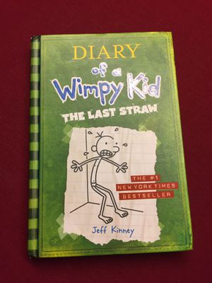 Diary of a wimpy kid. $5 each for Sale in Neenah, WI