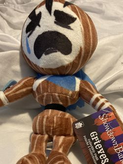 """Grieves"" Showdown Bandit Collectible Plushie for Sale in Moreno Valley,  CA"