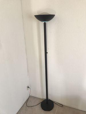 Black Floor lamp for Sale in Palo Alto, CA