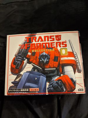 Transformers G1 Collection 0 Optimus Prime Reissue for Sale in Pomona, CA