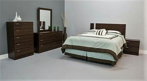 Brand New Queen Bedroom Set for Sale in North Miami, FL