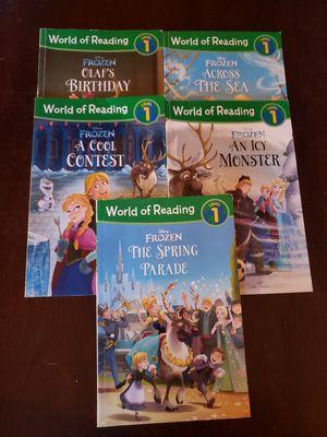 Frozen level 1 books for Sale in Virginia Beach, VA