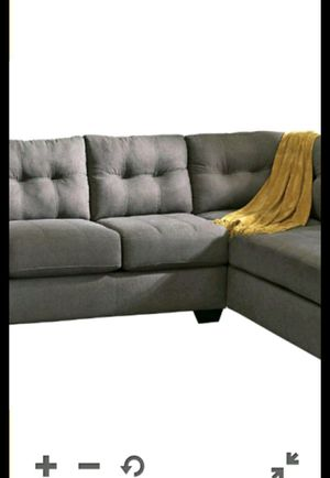 Ashely & Furniture Pitkin 2-Piece Sectional with Chaise Couch for Sale in Union City, NJ