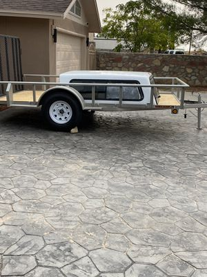Trailer, Remolque 2021 led lights 7 point connector for Sale in El Paso, TX