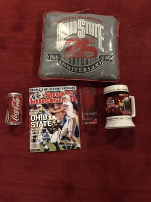 Ohio State Championship Items for Sale in Mount Healthy, OH