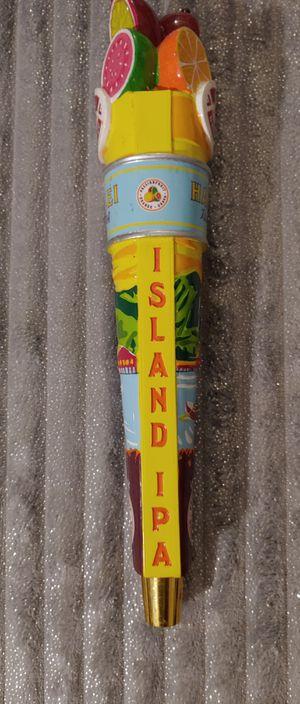 Kona Brewing Hanalei Island IPA Ceramic Figural Fruit Beer Tap Handle for Sale in Lake Stevens, WA